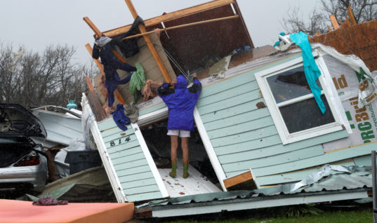 Why You Shouldn't Donate To The Red Cross To Help Hurricane Victims