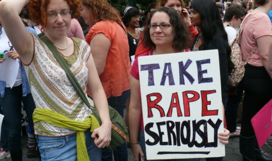Why Students Need To Be Educated on Rape and Sexual Assault