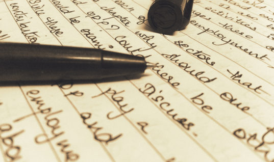 Dear Me, Get It Together: The Benefits Of Writing Letters To Yourself