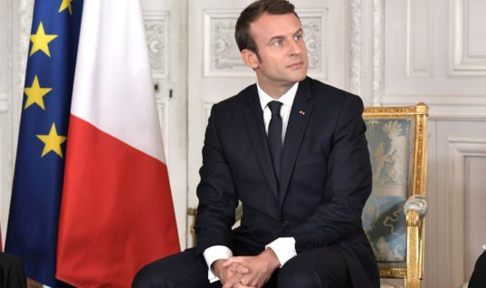 French President Macron Falls From Glory After Only One Summer
