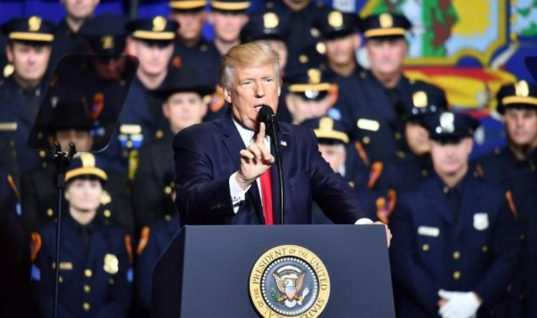 Dear Donald Trump, Police Brutality Is Not a Joke