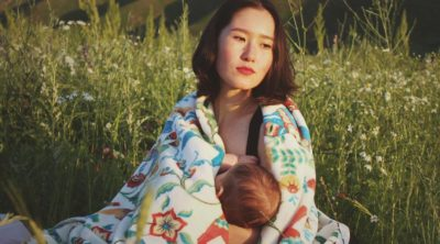 """My Body Is Not Vulgar"": Kyrgyz President's Daughter Shamed for Breastfeeding"