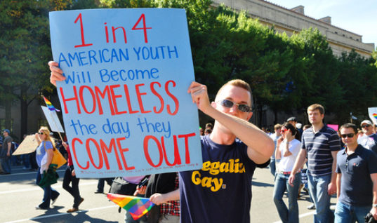 LGBT America: It's Time to Finally Stand Up For More Than Military and Marriage