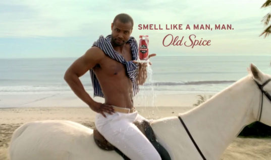 Let's Talk About Toxic Masculinity in Men's Product Ads