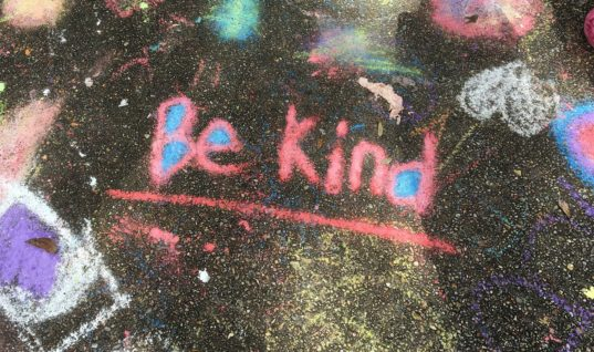 10 Simple Ways To Color Our World With Kindness