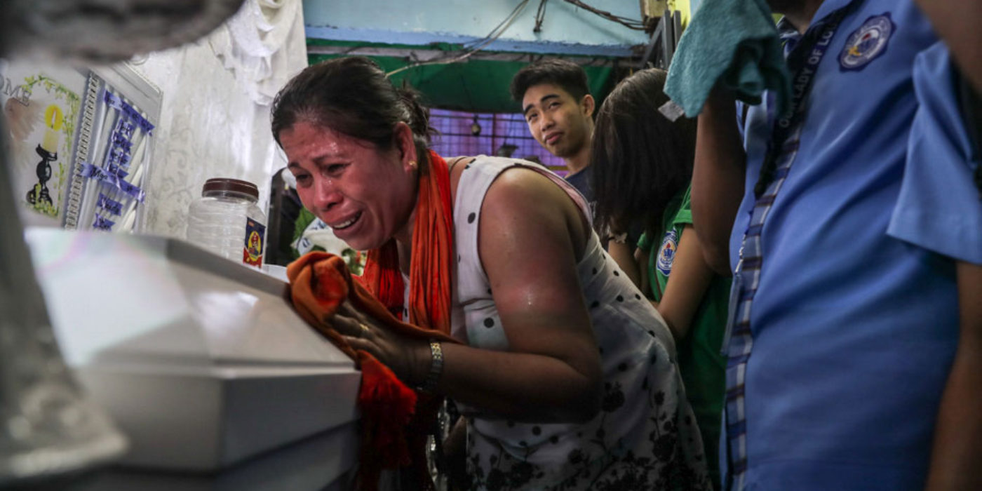 """Collateral Damage"": 17-Year Old Killed in Anti-Drug Operations in Manila"