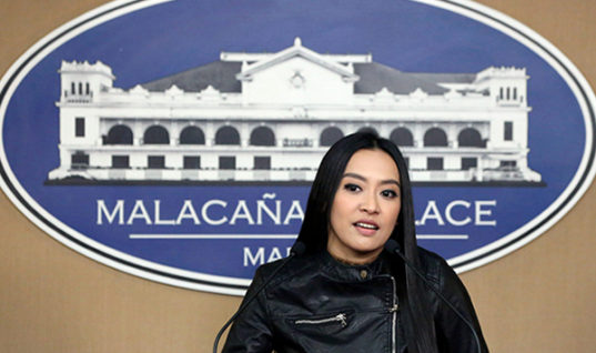The PRESSing Issue With Mocha Uson