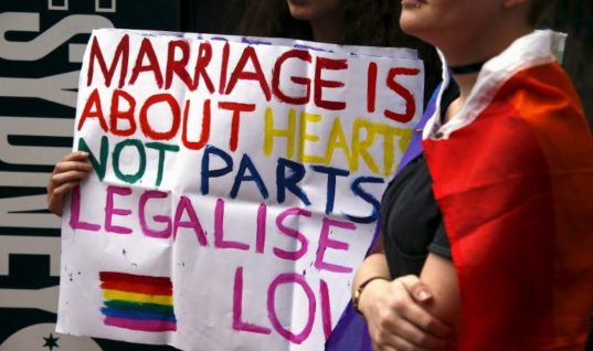 Spilling the Tea on Marriage Equality: Australia's Postal Vote