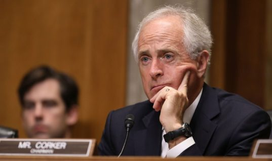 Tennessee Senator Bob Corker Won't be Running for Re-Election in 2018