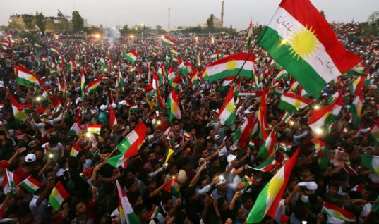 Turkey's Kurdish Issue and Barzani's Referendum
