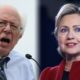 Hillary Clinton Continues to Attack Bernie Sanders