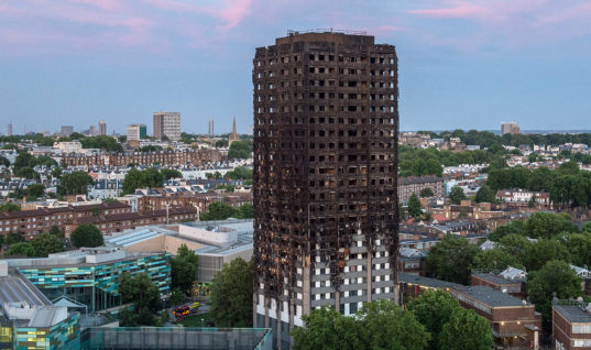Has the Government Forgotten About the Grenfell Fire?