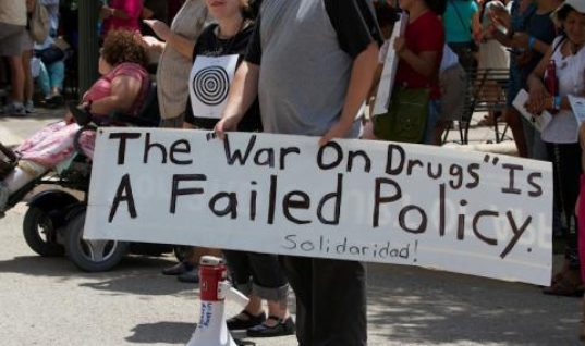 The War on Drugs and its Failure