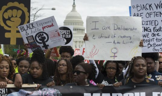 Marches Converge in Washington in Protest of Racial Injustice