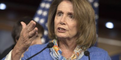 """Do the Women Get To Talk Around Here?"" Nancy Pelosi Asks at WH Dinner About DACA Deal"