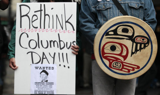 Why We Should Reconsider Columbus Day