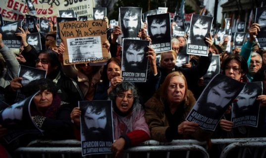 The Human Rights Controversy That's Shaking Argentina