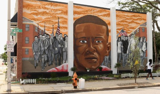 Officers Will Not Be Prosecuted in Death of Freddie Gray