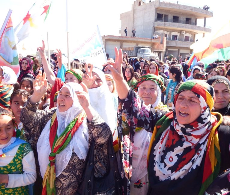 Rojava: The Feminist, Direct Democratic, Secular Entity in Syria's North