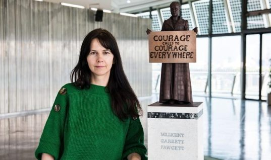 Why the Millicent Fawcett Statue In London Matters