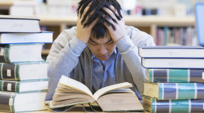Dear Schools, There's a Difference Between Challenging And Overwhelming