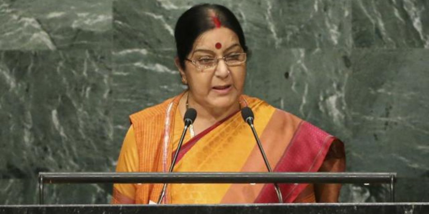 Why Swaraj Needs Another Pair of Glasses