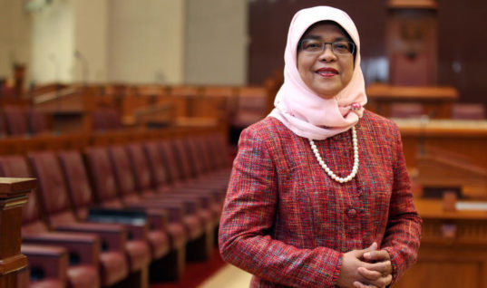 Halimah Yacob Appointed President of Singapore: A Step Forward for Women & Minority Representation