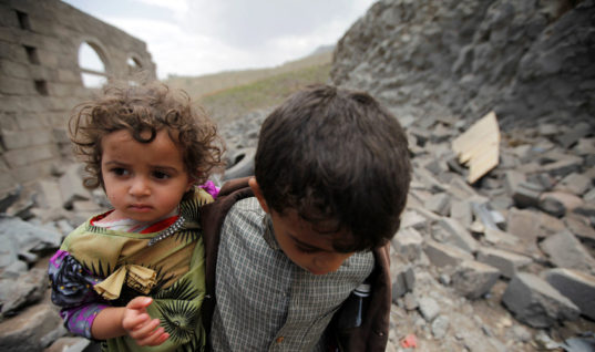 Has the American Government Been Aiding Saudi Arabia's War Crimes in Yemen?