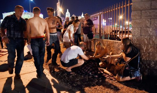 At Least 50 Are Dead And 200 Are Injured In Las Vegas Shooting