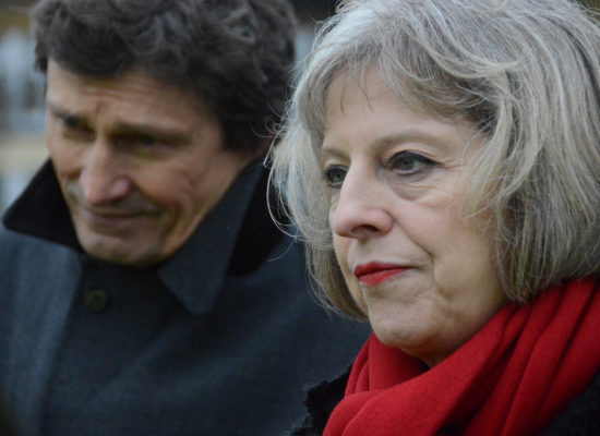 Here's Everything Wrong With Theresa May Wearing a Frida Kahlo Bracelet