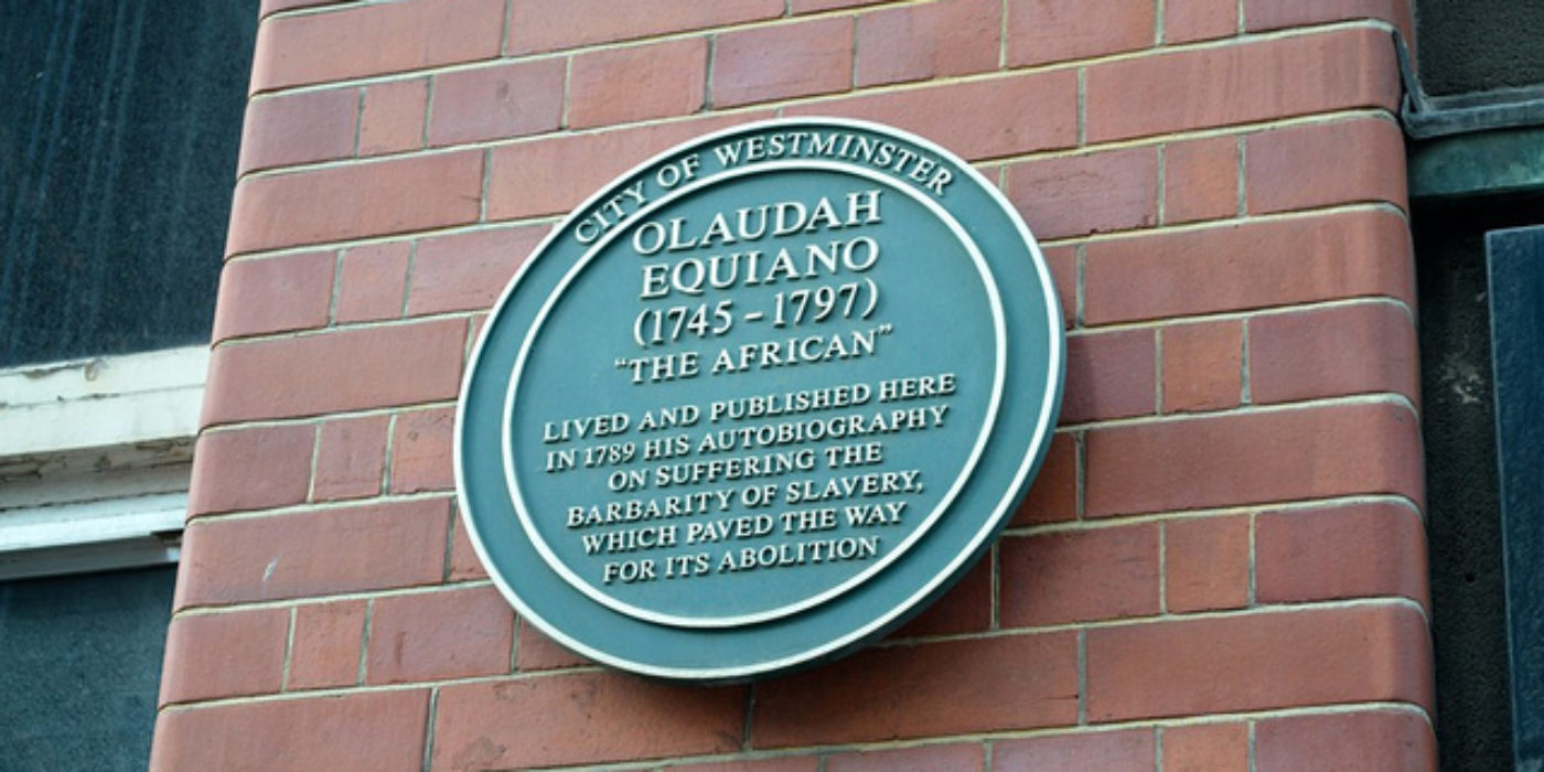 For Olaudah Equiano's 272nd Birthday, Let's Keep His Legacy Alive