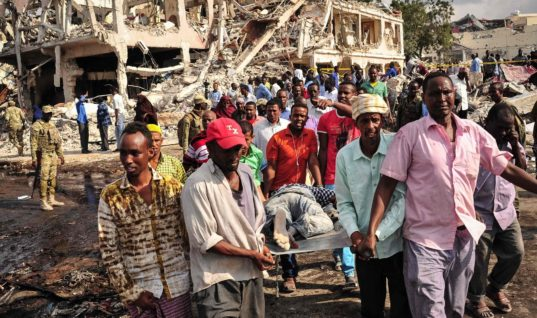Muslims Are the Largest Victims of Terrorism: Over 200 Dead in Somalian Truck Bomb Attack