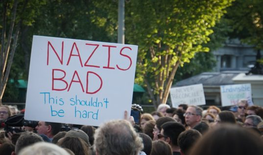 White Supremacists Are Back in Charlottesville Because Who Actually Stopped Them the First Time?