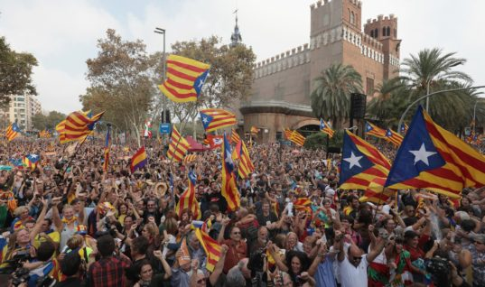 Catalonia Declares Independence From Spain on October 27