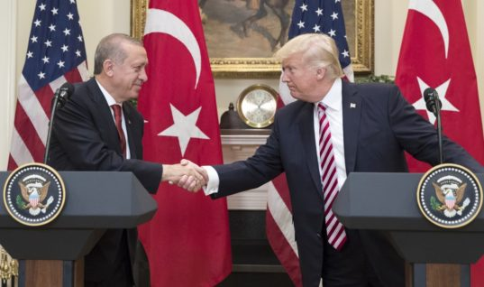 Behind the Scenes of the American-Turkish Diplomatic Crisis