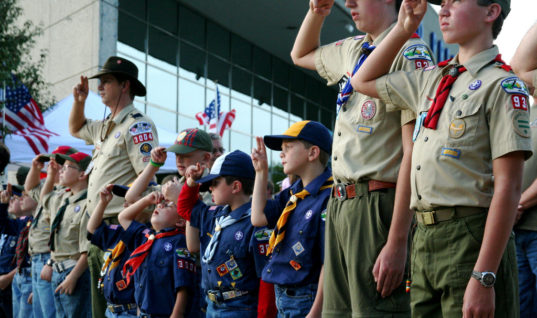 Girls Will Soon Be Able To Be Eagle Scouts
