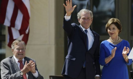 Alrighty, Then: Democrats Now Have a Favorable View of George W. Bush