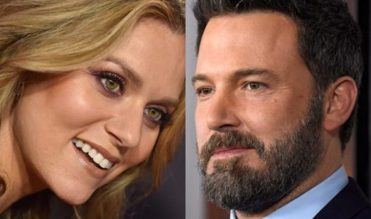 Ben Affleck Calls Out Harvey Weinstein Forgetting That He Once Groped Hilarie Burton's Breast Without Consent
