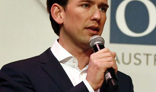 Anti-Immigrant Extremists Strike Again: Austria's Sebastian Kurz Set to Win Election