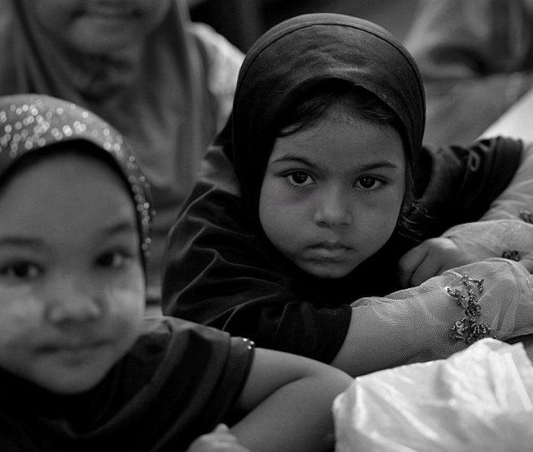 Rohingya Refugee Girls Are Being Sexually Abused and Forced Into Marriage