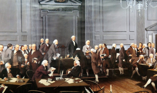 A Reflection on Our Nation's History: The Bill of Rights and How Its Amendments Came To Be
