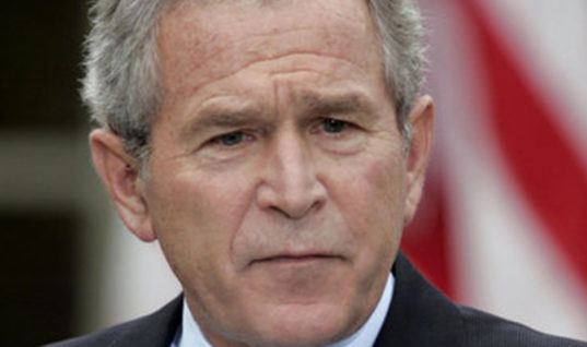 I'm Not Here For the George Bush Reclamation Movement