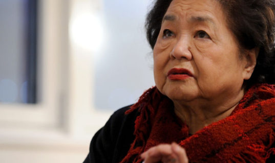 Setsuko Thurlow, Survivor of the Atomic Bombing in Hiroshima, Will Be Receiving the Nobel Peace Prize