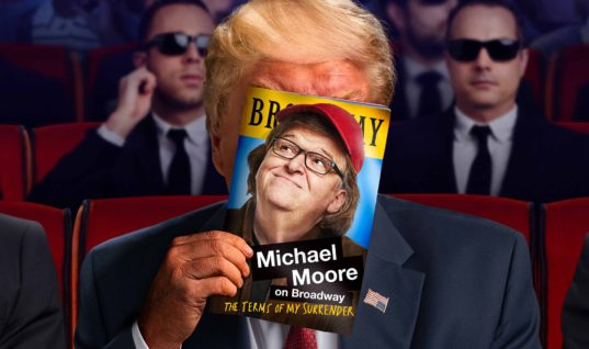 Michael Moore Slams Trump After Trump Tweets About His Show