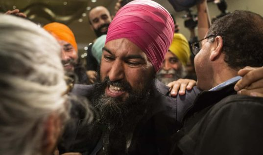 Jagmeet Singh Is the New Leader of a Major Canadian Political Party — And It's a Big Deal