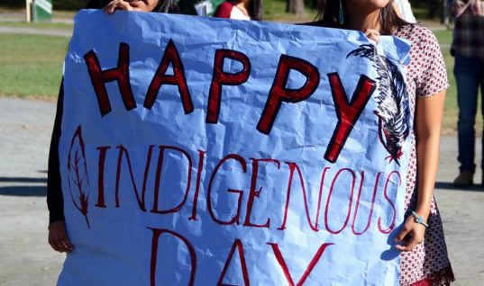 Is Celebrating Columbus Day Righteous?