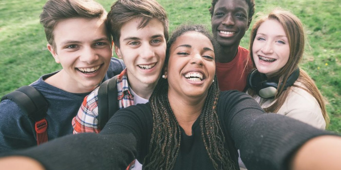 The Beauty of Diverse Friends