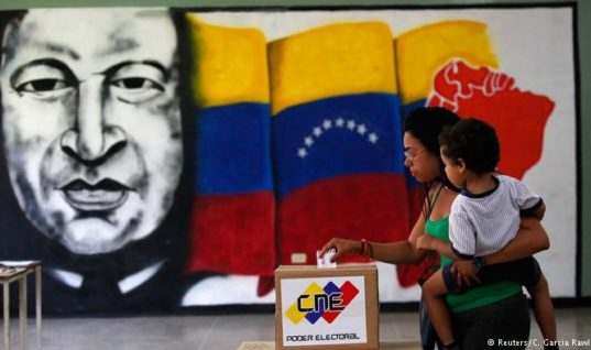 Venezuelans to Vote for Regional Governors on Sunday