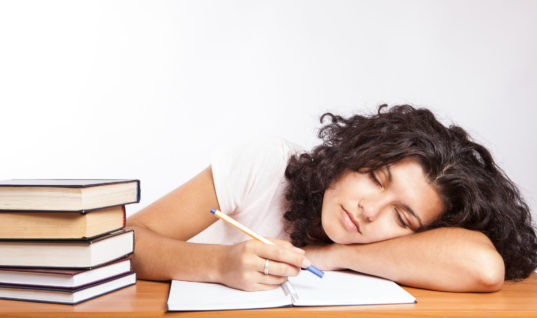 Too Much School and Not Enough Sleep Is Hurting Teenagers' Brains