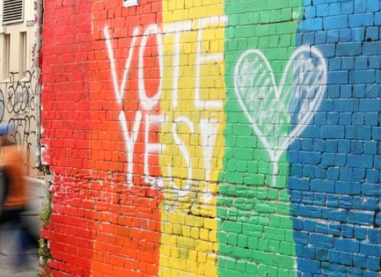 Australia Says a Rainbow-Coloured Yes to Marriage Equality